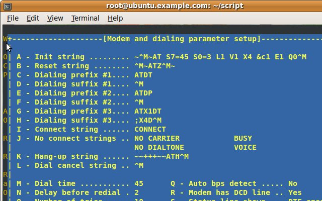 Exploring AT Commands in Ubuntu Jaunty- How to Send and